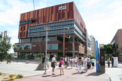 ASU's Cronkite School of Journalism